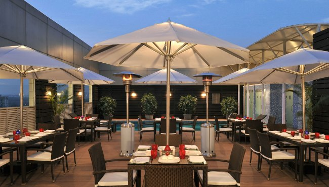 Best restaurant in shimla for Open terrace restaurants