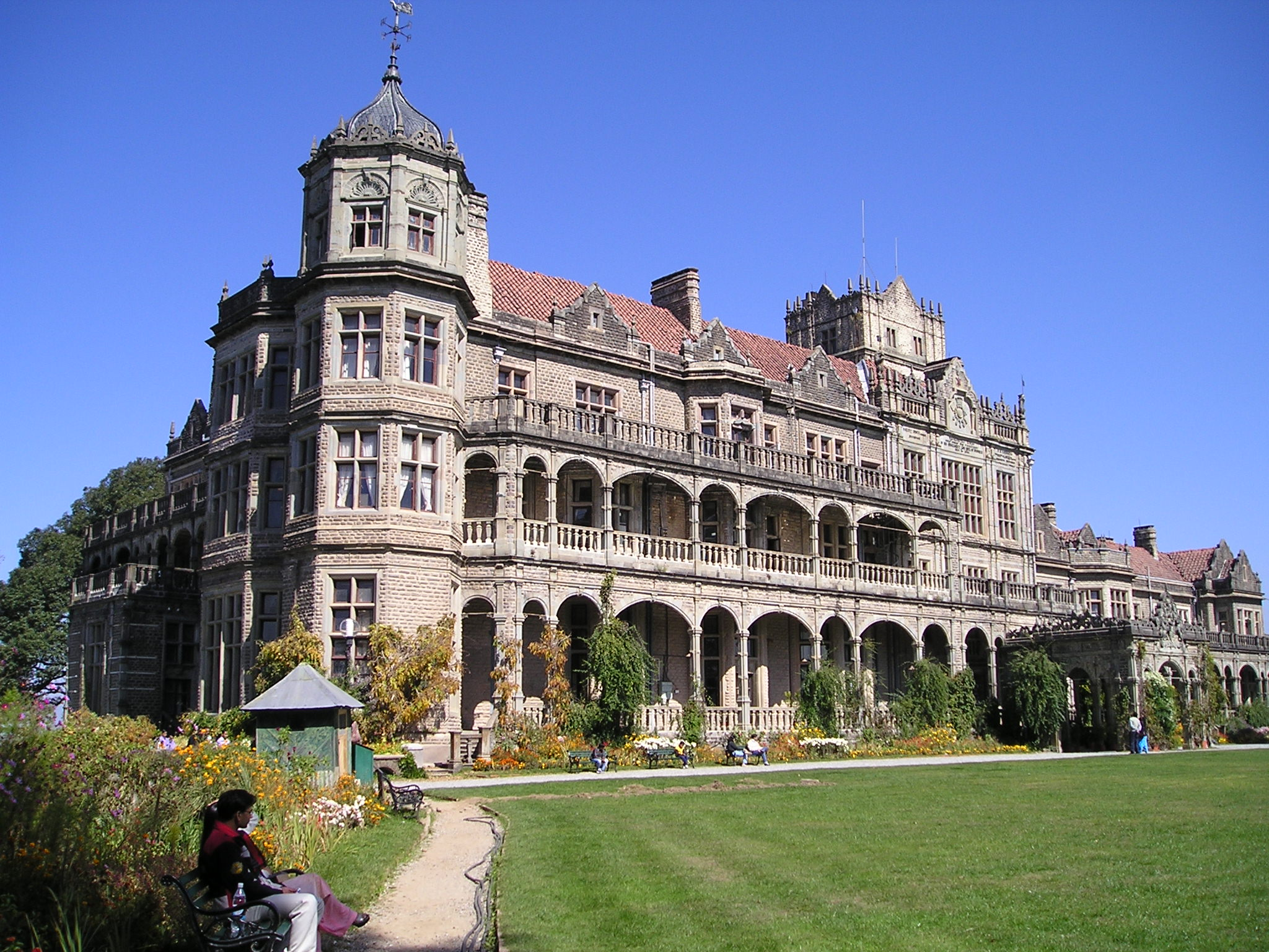 Viceregal lodge (In and around Shimla 1)